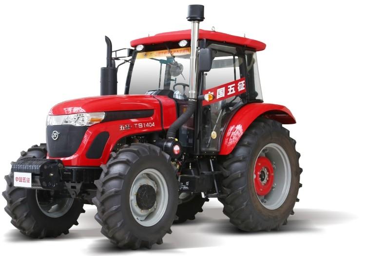 Нові китайські колісні трактори